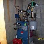 Utica Boiler Installation