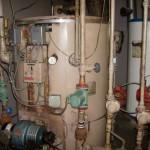 Church In Stillwater BEFORE new Boiler Installation